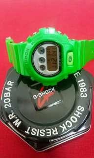 G-SHOCK MODEL DW6900