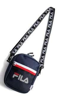 🚚 Sling bag Fila Navy blue