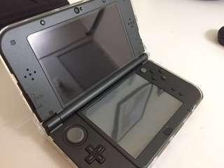 New Nintendo 3DS XL(used non modded version)