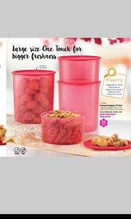 Tupperware Fortune Keeper Set (until 31 Jan)