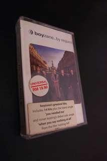 Boyzone Cassette