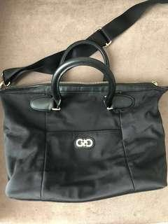Cole Haan Tote Bag w/ body strap
