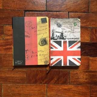 Vintage Notebooks