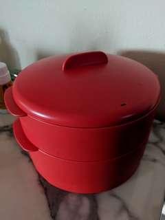 Tupperware Steamer