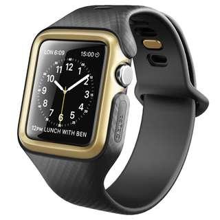 🚚 Clayco [Hera Series] for Apple Watch 42mm (Gold)