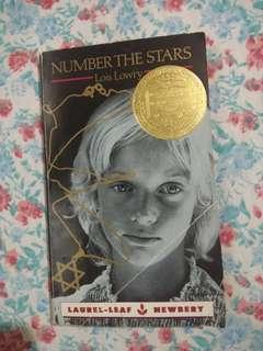 Number of Stars by Lois Lowry