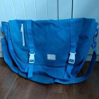 Used Authentic Adidas sling sport bag gym not Nike puma