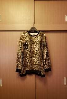 韓國型仔豹紋衛衣!🤩🤩🤩