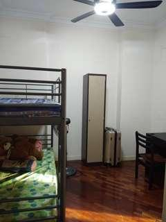 Room for rent near hospital sungai buloh bukit rahman putra