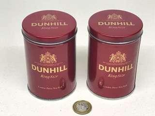 DUNHILL Cigarette Tin