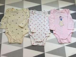 🚚 PL Authentic Baby Gap rompers - Disney Snow White (12-18 months)