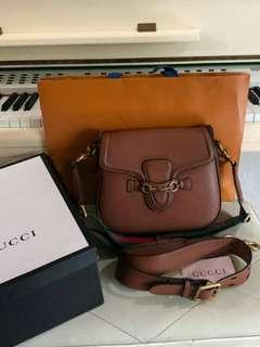 Original Gucci Lady Web Crossbody