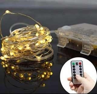 [RS] 5M Remote Control Fairylight