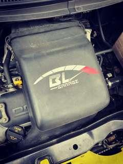 Bcrew intake for zc31