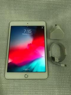 iPad mini 4,128gb WiFi only