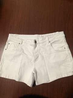 Cotton On White Shorts