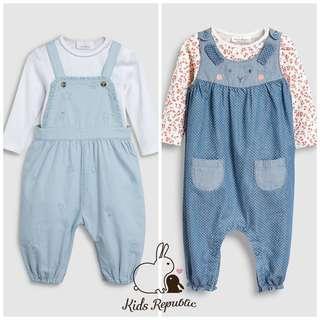 KIDS/ BABY - Dungaree/ Bodysuit/ Set