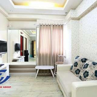 Sewa Apartment di The Suites Metro Apartment Bandung