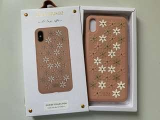 IPhone XS Max - Luna Aristo casing - Daisies Collection