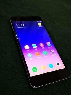 🚚 紅米 redmi 4 高配版 3G/32G (陸版)