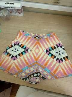 Kookai Silk shorts