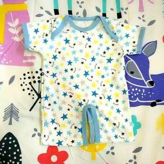 Blue Star Bodysuit