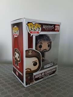 BN Funko Pop Assassin's Creed Aguilar Crouching Figure
