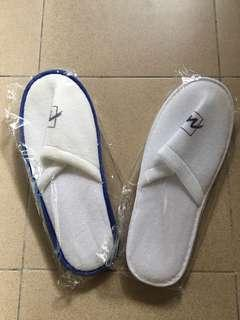 Hotel Unisex Luxurious Bedroom Slippers