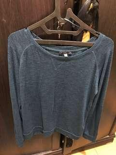 Bershka blouse panjang sweater