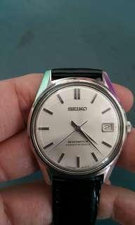 Seiko Seikomatic-R Diashock 30 Jewels dresswatch