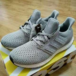🔥UK8🔥 Adidas Ultra Boost Ultraboost Clima Grey Limited Edition