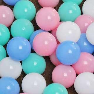 Brand new baby ocean balls color balls