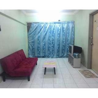 Shared Room at Apartment Perdana Section 13 Shah Alam, FEMALE ONLY