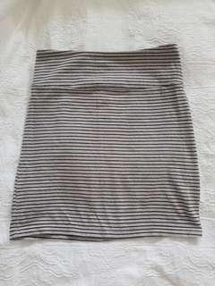 Basic Bodycon Skirt Size 8