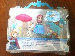 Brand New Disney Frozen Little Kingdom Summer Picnic