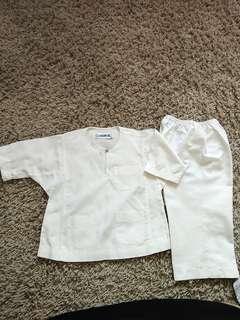 Baju Melayu Kids (2-3y)