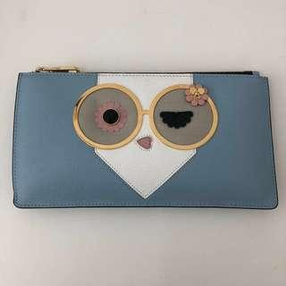 [PRICE REDUCED] Light Blue Missie Tale Pouch
