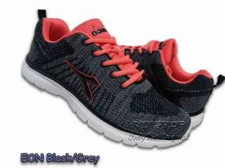 Sepatu DIADORA EON, Black Grey. DIAX8F05502BG. 100%Original BNIB