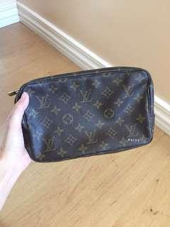 Authentic Preowned Louis Vuitton Trousse Pouch