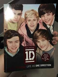 DARE TO DREAM one direction official book