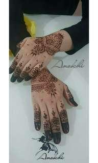 Henna bridal or party