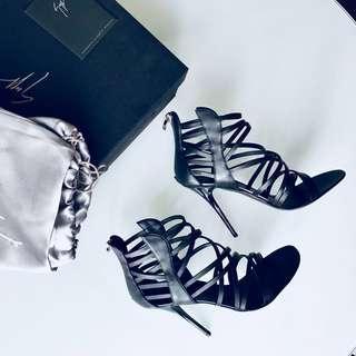 $1200 Giuseppe Zanotti Henry Strappy Sandals size 36 / 6