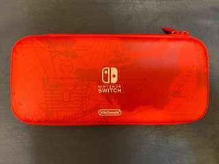 正版Switch保護套 Mario 專用版 接近全新