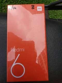 Redmi 6 Global