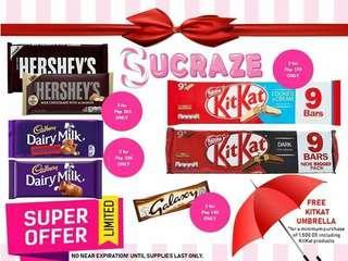 Imported Chocolates [Sale!]