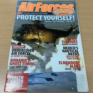 🚚 AirForces MONTHLY November 2006