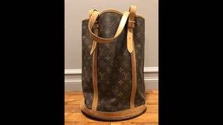 RARE LOUIS VUITTON GM