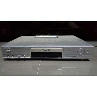 Philips VCD and CD Player