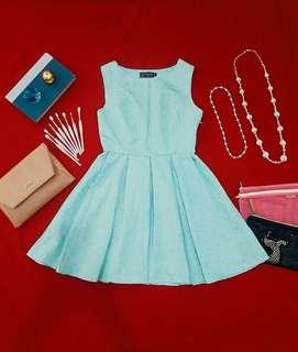 Just G. Princess Blue Dress