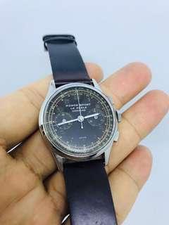 古董嬌面手上鍊計時手錶 by Gallet